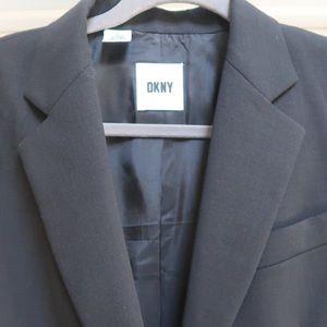 DKNY women's black blazer